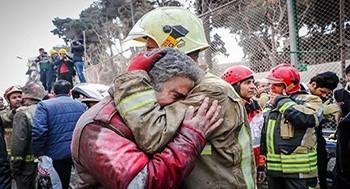 پیام تسلیت سیمان سبزوار در پی حادثهی تلخ ساختمان پلاسکو