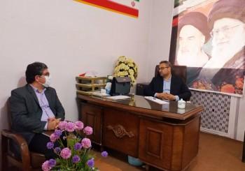 دیدار مدیر عامل سیمان سبزوار با نماینده منتخب مردم شریف سبزوار بزرگ در مجلس شورای اسلامی