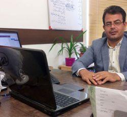تصویر مدیر امور مالی سیمان سبزوار